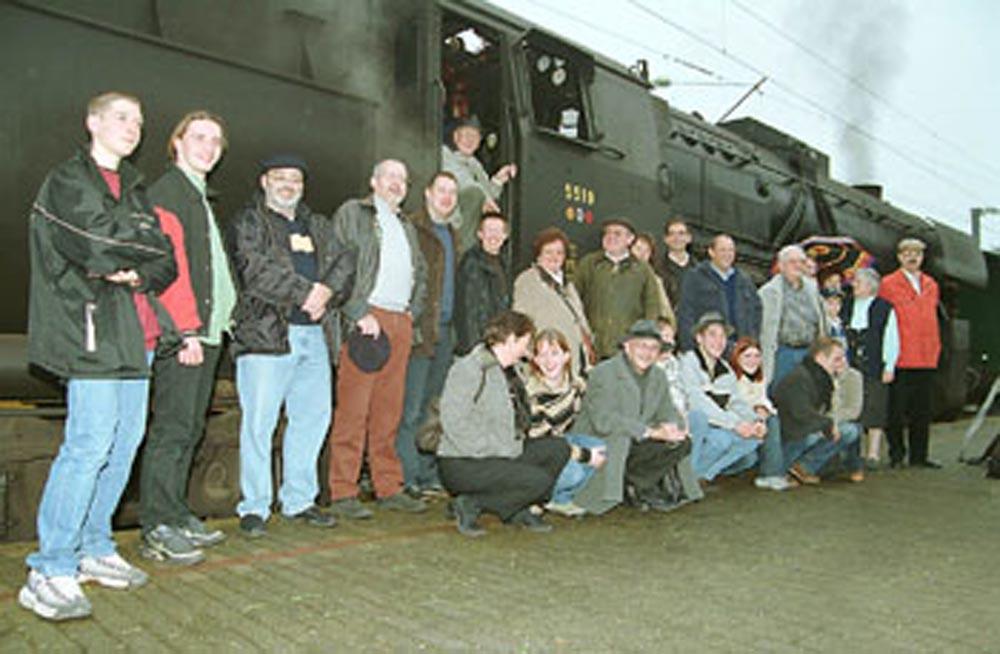 Thill Jacques 70 ans, train spécial 02