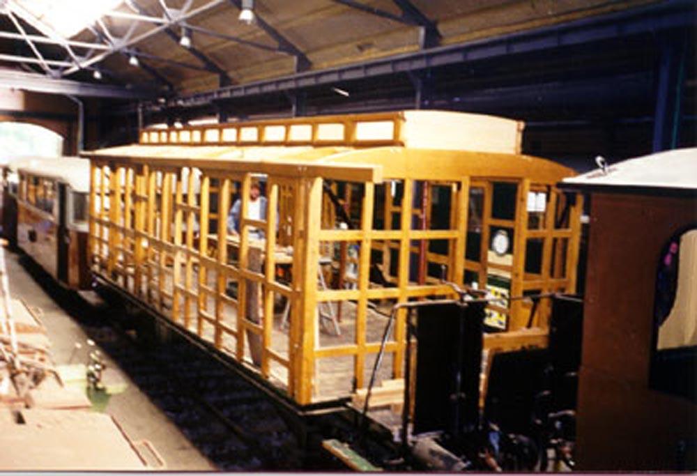 92b Restauration voiture B2C2
