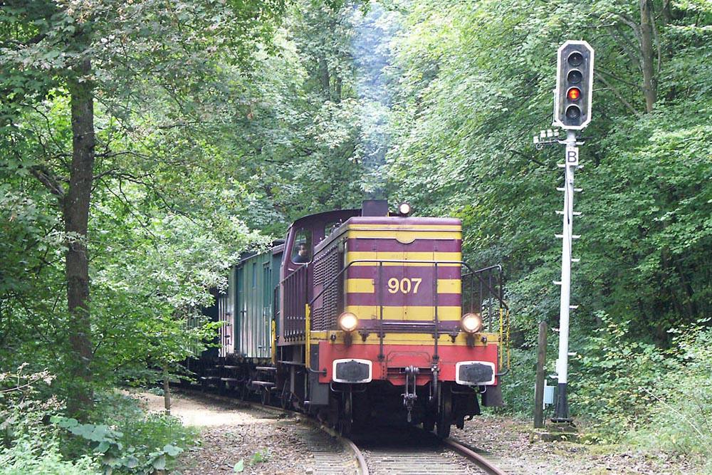 03.09.2006 Spoorgroep Luxemburg
