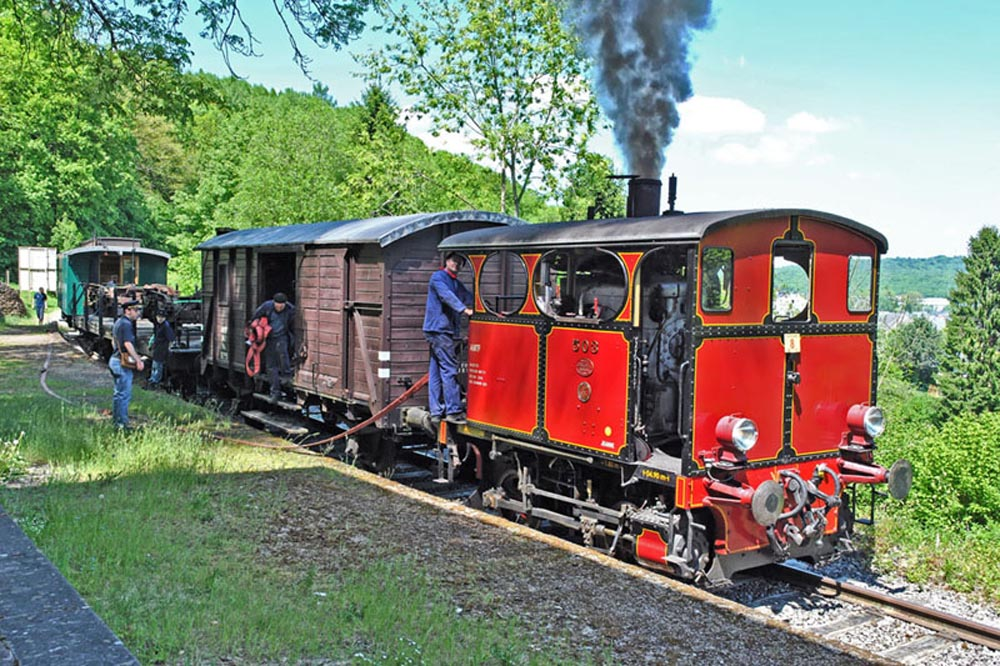 Locomotives cockerill et t3 23 mai 2010