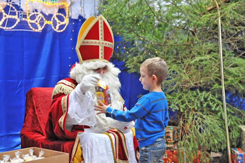 St Nicolas 20 nov 2010