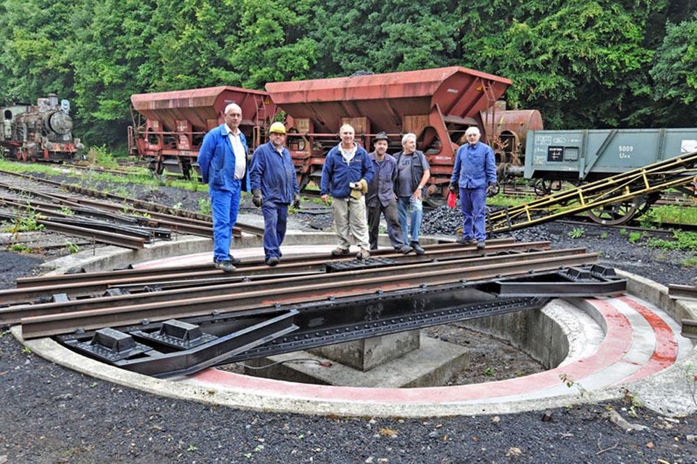 Pont tournant septembre 2010