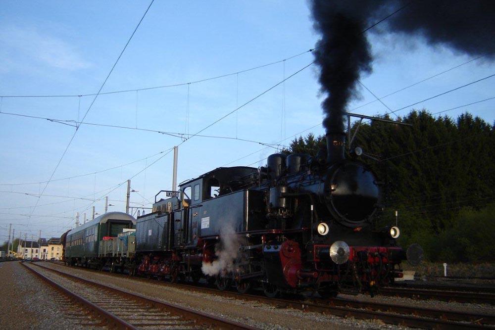 Locomotive Energie en Belgique